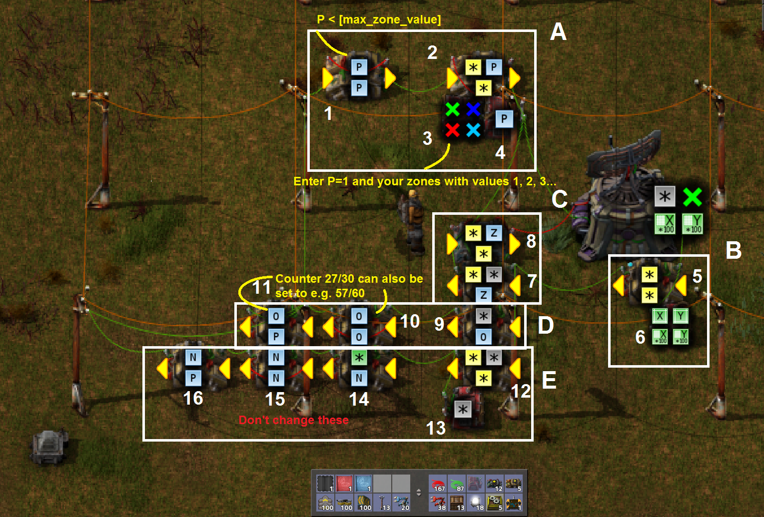 AAI mod] - scanning through multiple zones with one scanner